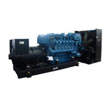 Baifa Mtu serie1800kVA tipo abierto generador diesel