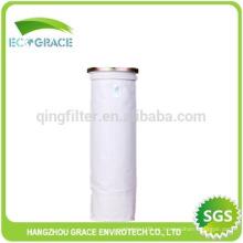 Industria química de 2 metros de longitud de tejido PE filtro de filtración de calcetines