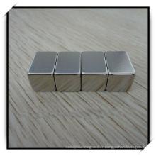 N35-N50 NdFeB bloc aimanté pour l'industrie