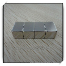 N35-N50 NdFeB Permanent Block Magnet for Industry