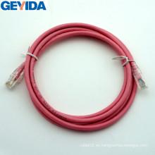 Cable de conexión CAT6 4p UTP 24AWG