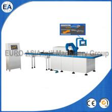 Dobladora de barras colectoras CNC con software 3D