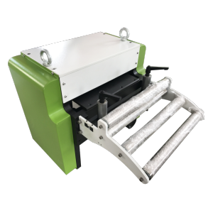 NC Servo Roll Alimentador Machine