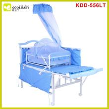 EN1888 hochwertige Rahmen Porzellan blau rosa braun Baby Krippe Dekorationen