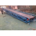 Aktibo ang belt conveying equipment carbon conveyor