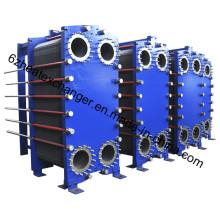 China Enfriador de agua del intercambiador de calor de Evporator (M20)