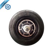 45V-60V 500W 10 inch Hub Motor Wheel Electric Car Wheel Adult Fat Tyre Wheel