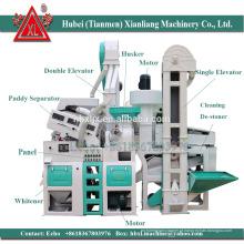 Agri equipamentos de arroz máquina de processamento de arroz preço de máquinas moinho de arroz no paquistão