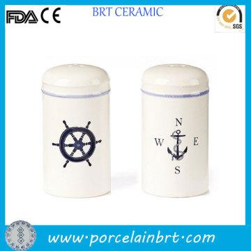 Sail Design Custom Logo Salt Shaker Bottle