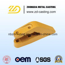 OEM Bucket Tooth with Alloy Steel Investment Casting