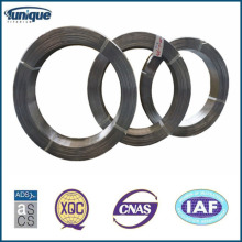 ASTM B863 titanium wire in coil with polished