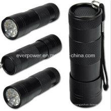 Lampe de poche LED 12LED UV (FA-Y15012)