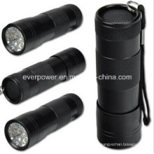 12LED UV LED Flashlight (FA-Y15012)