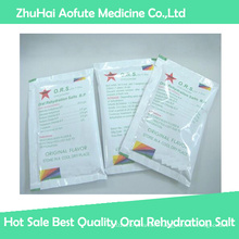Hot Sale Best Quality Oral Rehydration Sel