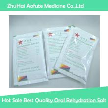 Sal de reidratação oral da melhor qualidade da venda quente