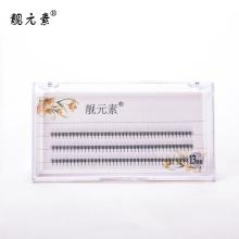 синтетический материал для волос накладные ресницы