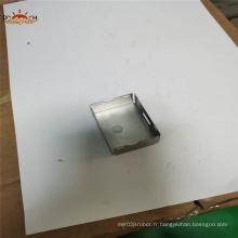 Outils pour terminaux d'emboutissage de blindage USB en acier inoxydable