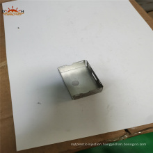 Tools for stainless steel usb shield stamping terminals
