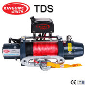 6500lbs electric winch auto winch 4x4 winch TDS-6.5 12v/24v dc electric car winch CE approved