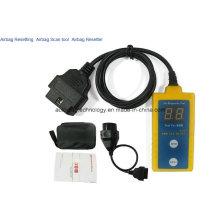 para BMW SRS Airbag Reset herramienta diagnóstico OBD2 Eobd escáner código