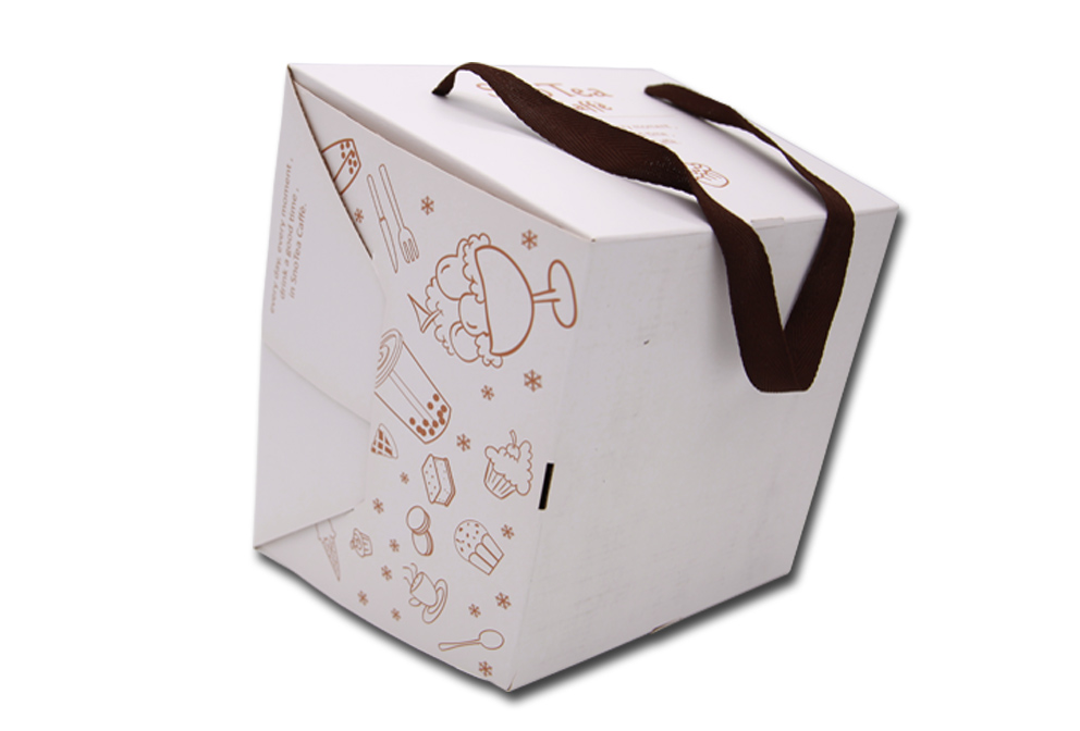 Cake take away boxes