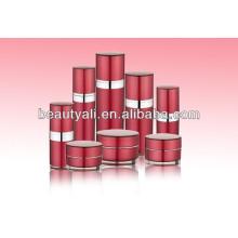 Creme cosmético de luxo recipiente acrílico 2ml 5ml 10ml 15ml 20ml 30ml 50ml 100ml 150ml 200ml