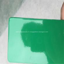 Revêtement antistatique de poudre de PE de PVC pour le plancher