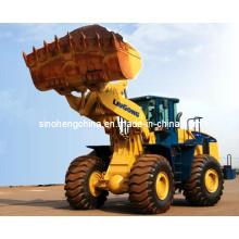 Carregador da roda de 3 toneladas Liugong com bom preço para o carregador da descarga da venda Clg835