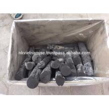 carvão de madeira dura para venda / preço de carvão de madeira dura / temperatura de queima de carvão