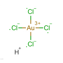 UIV CHEM hot sale new product chloroauric acid gold chloride auric chloride HAuCl4