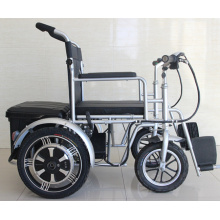 Electric Four Wheel Scooter Mobility Scooter (FP-EMS01)