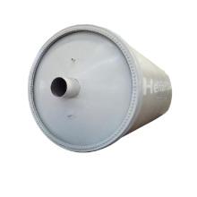 Usina de pirólise de resíduos de pneus para óleo