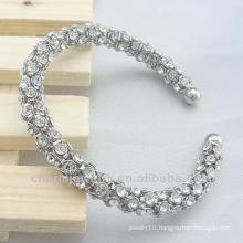 2013 Europe vogue Crystal Bangle Bracelet