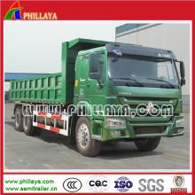 Bas prix Sinotruk HOWO 336HP 6 * 4 camion à benne basculante / Dumper