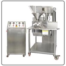 Double roller granulator machine especially for micronutrient fertilizer