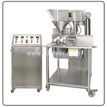 Double roller granulator machine especially for micronutrient fertilizer