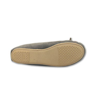 cheap winter grey moccasins for women