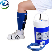 Rehabilitation Use Circulation Pump Medical Cooler with Compression Calf Therapy
