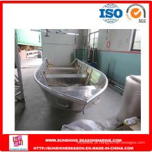 Barco de alumínio e barco de pesca (V13) Tipo rebitado