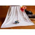 Новый дизайн Хлопок Сатин полотенце сплошной цвет Оптовая Подержанные Банные полотенца