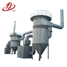 Industrial dust separator collector cyclone pulse bag filter