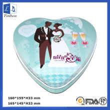 Small Decorative Tin Containers Wholesale