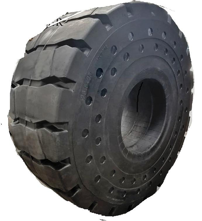 Special Vehicles Loader Otr Tyre 26 5 25 Crane Tyre