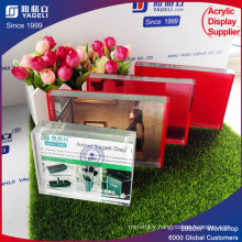 Factory Wholesale Double Sided 4X6 Clear Acrylic Magnetic Photo Frame