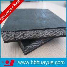 Solid Color PVC/Pvg Rubber Conveyor Belt Strength680-2500n/mm