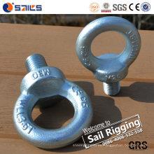 Rigging Hardware Forged DIN580 Perno de elevación del ojo