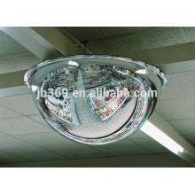 360 degree 40cm 16inch convex dome mirror for warehouse,shops,supermarkets