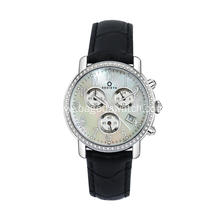 Luxury women watch bezel with diamond