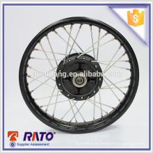 China Profesional 1.4 * 17 mejor precio rueda de radio de la motocicleta para 70cc