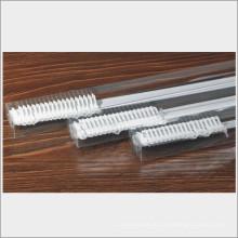 Bad Zubehör weiß Kunststoff Vorhang Ringe, weiße Kunststoff Duschvorhang Ringe, Kunststoff Vorhang Ruten